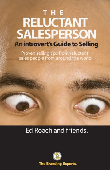The Reluctant Salesperson - The Branding Experts