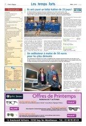 Les temps forts - Issy-les-Moulineaux