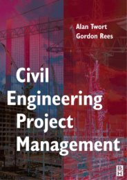 Civil Engineering Project Management (4th Edition)