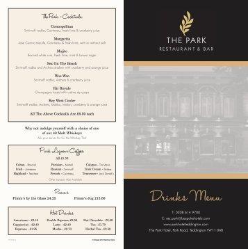Park Hotel Teddington Uk