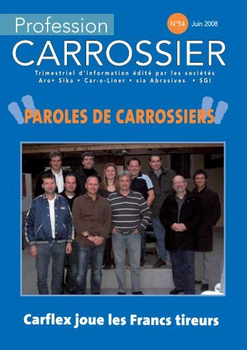 Télécharger ici Profession Carrossier N°54 - Editions-VB
