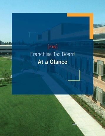 FTB 1041 - Franchise Tax Board (FTB) - FTB.ca.gov - State of ...