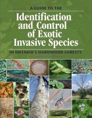 identiFicAtion - Invasive Species Research Institute