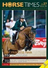 hrh princess haya bint al hussein hrh princess haya ... - Horse Times