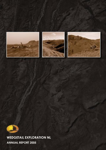 2005 Annual Report - Millennium Minerals Limited