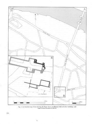 The Infirmary of Bermondsey Priory