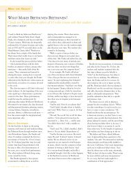 Claude and Pamela Frank explore all 10 violin sonatas with their ...