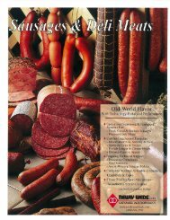 Sausage & Deli Meat Systems Sell Sheet - Newly Weds Foods