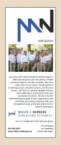 2012 Alliance Program Book - American Fraternal Alliance - Page 4