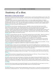 The FOOTMAN BY STEVE MANNING Anatomy Of A - Intraining