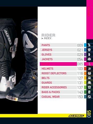 boots - Acerbis