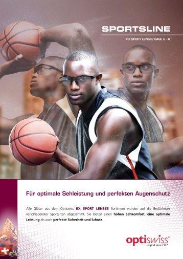 SPORTSLINE - Optiswiss AG