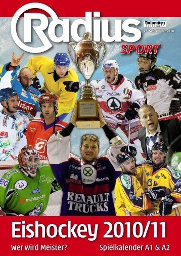 Radius Eishockey 2010