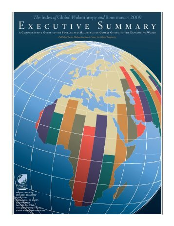 Executive Summary - Hudson Institute