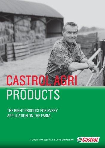 Agri Brochure - Castrol