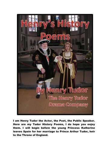 to download this file - The Website of King Henry VIII