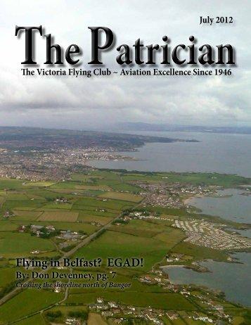 Flying in Belfast? EGAD! - Victoria Flying Club