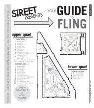 Fling 1 - 34th Street Magazine