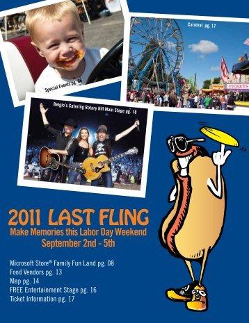 2011 LAST FLING - Naperville Last Fling
