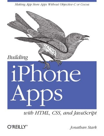 Building iPhone Apps with HTML, CSS, and JavaScript - OpenLibra