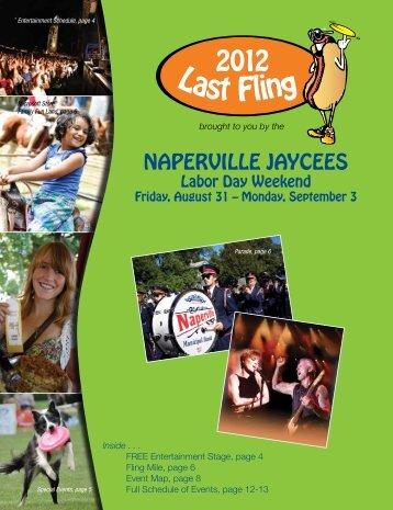 Naperville Jaycees - Naperville Last Fling
