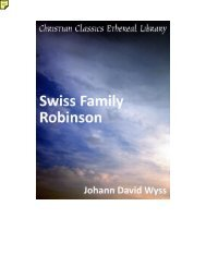 Swiss Family Robinson - The Path to Light