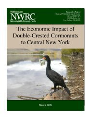The Economic Impact of Double-Crested ... - Flint Steelheaders