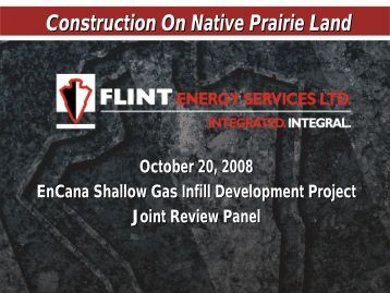by Flint Energy