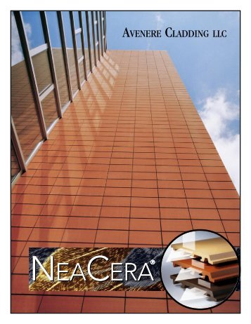NEACERA NEACERA - Avenere Cladding