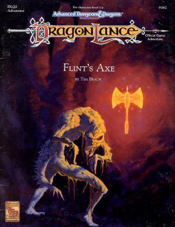 Flint's Axe.pdf - Free