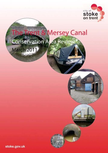 The Trent & Mersey Canal Conservation Area Review
