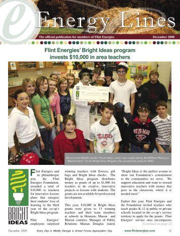 December 2008 - Flint Energies
