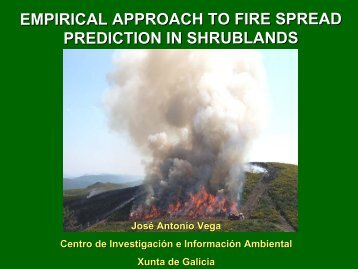 fire propagation models