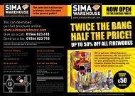 now open - SIMA Wholesale