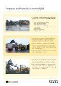 E-series wheeled loading shovels - Bell Equipment - Page 3