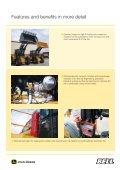 E-series wheeled loading shovels - Bell Equipment - Page 6