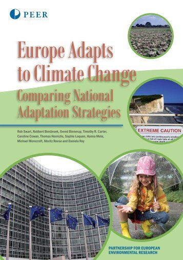 Europe Adapts to Climate Change - PEER