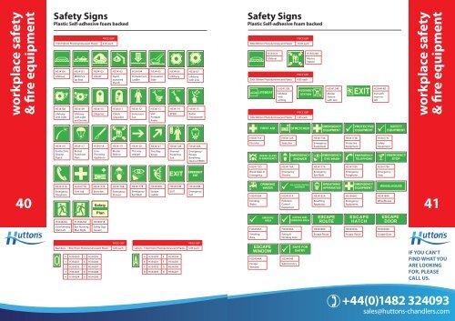 w orkplace safety & fire equipmen t - ShipServ