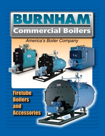 Firetube Boilers and Accessories