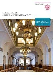 FOLKETINGET – THE DANISH PARLIAMENT