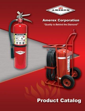 Product Catalog - Amerex Corporation