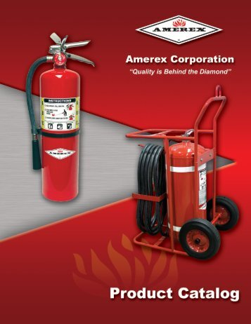 Product Catalog - Amerex Corporation
