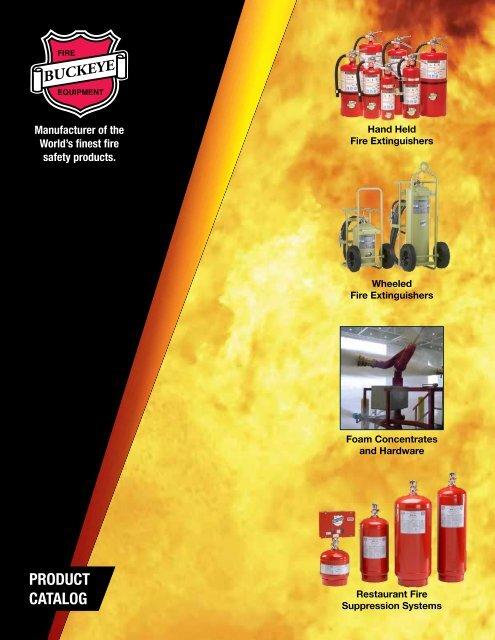 Buckeye Fire Extinguishers - Fire Safety Specialists