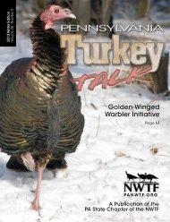 Golden-Winged Warbler Initiative - National Wild Turkey Federation