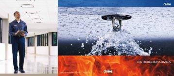 FIRE PROTECTION SERVICES - Cintas