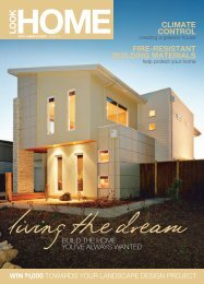 fire-resistant building materials climate control - Light Home
