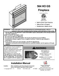 564 ho gs fireplace - fireplacex | fireplaces