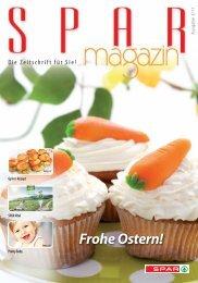 SPAR Schweiz - Magazin 03/11