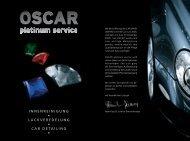 Dienstleistungen und Preise (PDF) - Oscarwash.ch