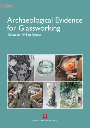 Archaeological Evidence for Glassworking - English Heritage